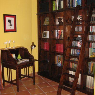 Salón - librería