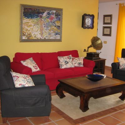 Salón - zona de estar