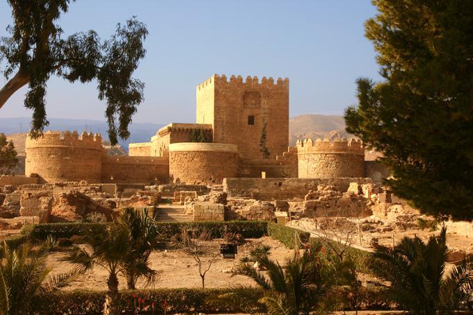 Visita a la ciudad de Almería.