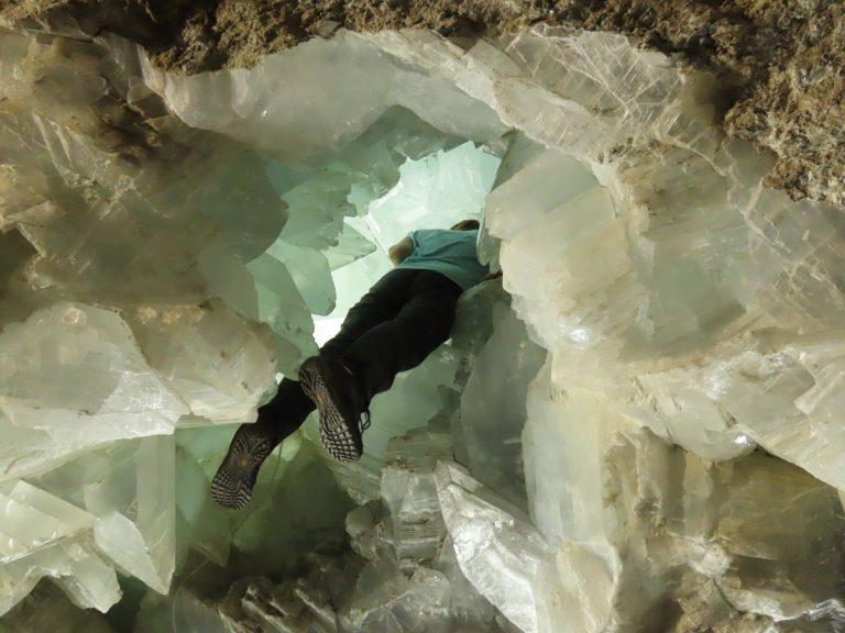 La geoda de Pulpí y la mina La Rica.